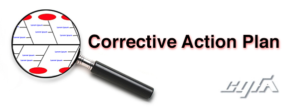 CQFA Corrective Action Plan An – Corrective Action Plan